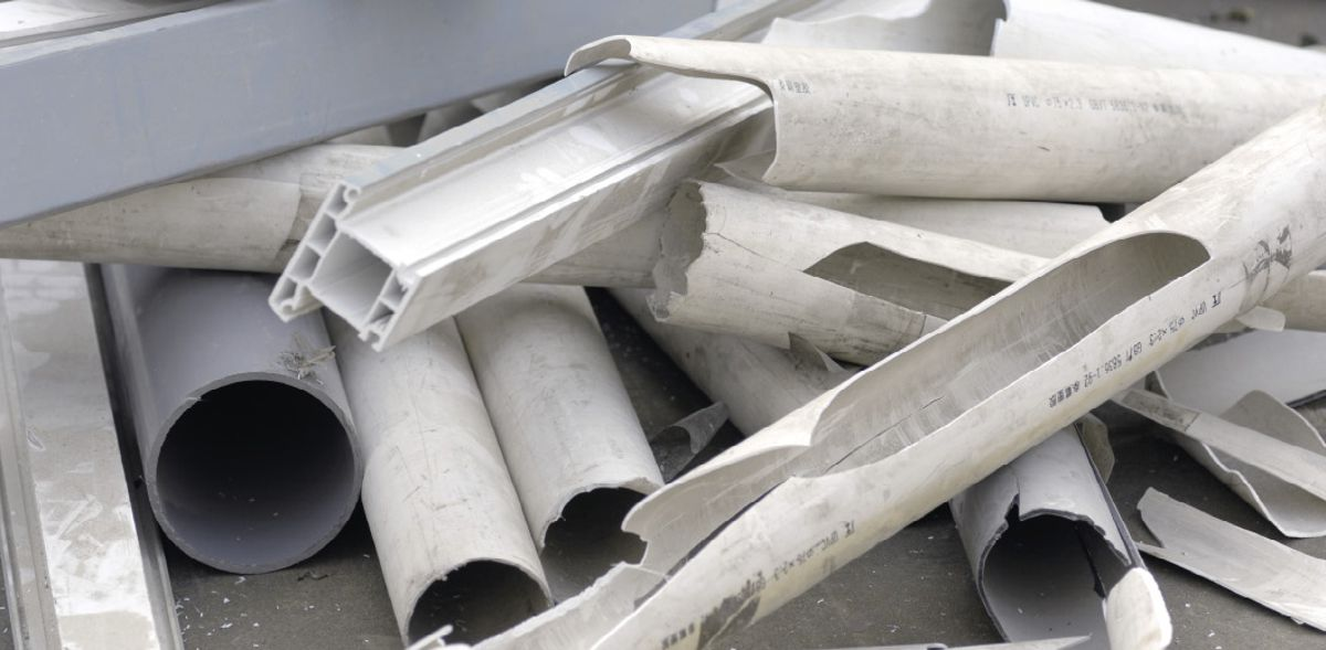 Pipes from Extrusion