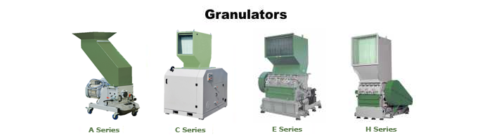 virtus granulator products