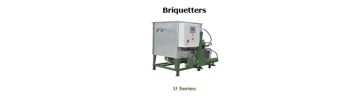 virtus briquetter products