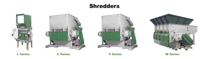 virtus shredder products