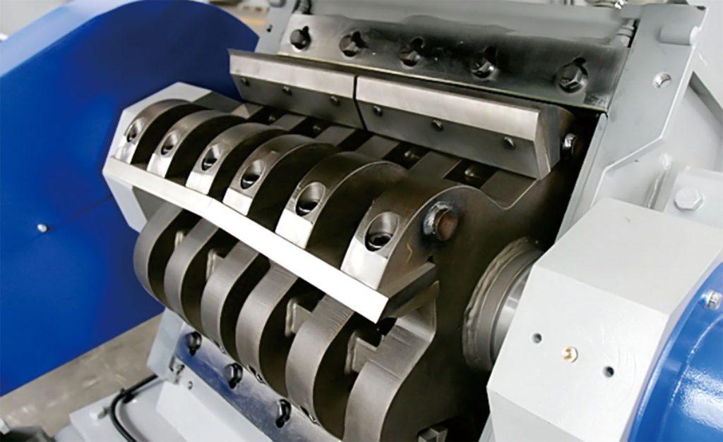 Virtus Equipment grinder rotor